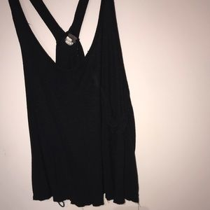 Free people razor back tank